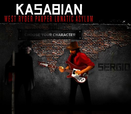 Kasabian штрих-код not available at the present moment